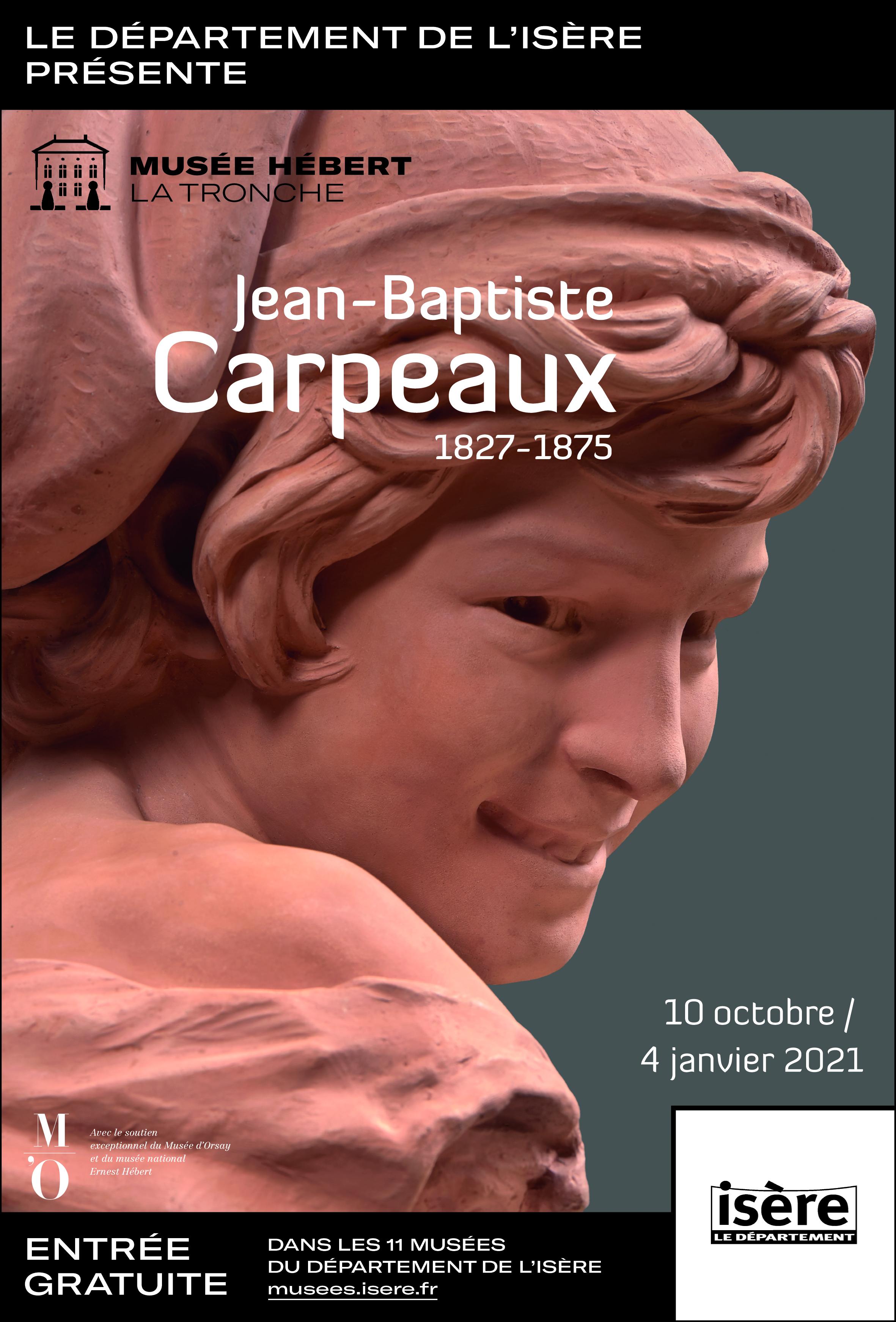 Exposition Jean Baptiste Carpeaux