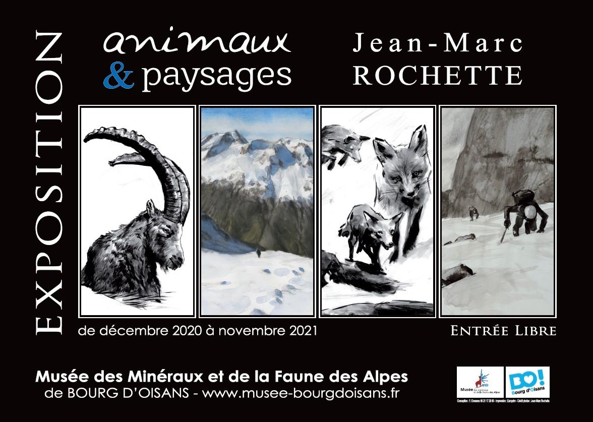 "Exposition ""Animaux et paysages"""
